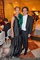 Vor dem Ball - Sacher und Grand Hotel - Do 27.02.2014 - Anastasia und Stephen WEBSTER34
