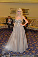 Vor dem Ball - Sacher und Grand Hotel - Do 27.02.2014 - Crazy Cathy SCHMITZ6