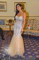 Vor dem Ball - Sacher und Grand Hotel - Do 27.02.2014 - Nina Bambi BRUCKNER7