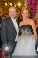 Opernball 2014 - Feststiege - Staatsoper - Do 27.02.2014 - Alexa WESNER, Dominique MEYER155