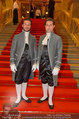 Opernball 2014 - Feststiege - Staatsoper - Do 27.02.2014 - 17