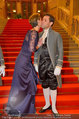 Opernball 2014 - Feststiege - Staatsoper - Do 27.02.2014 - Desiree TREICHL-ST�RGKH18
