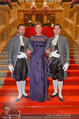 Opernball 2014 - Feststiege - Staatsoper - Do 27.02.2014 - Desiree TREICHL-ST�RGKH19