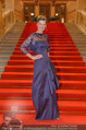 Opernball 2014 - Feststiege - Staatsoper - Do 27.02.2014 - Desiree TREICHL-ST�RGKH2