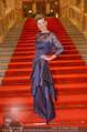 Opernball 2014 - Feststiege - Staatsoper - Do 27.02.2014 - Desiree TREICHL-ST�RGKH21