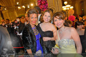 Opernball 2014 - Feststiege - Staatsoper - Do 27.02.2014 - 57