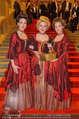 Opernball 2014 - Feststiege - Staatsoper - Do 27.02.2014 - 6