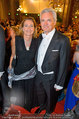 Opernball 2014 - Feststiege - Staatsoper - Do 27.02.2014 - Bettina STEIGENBERGER, Ronny LEITGEB81