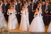 Opernball 2014 - das Fest - Staatsoper - Do 27.02.2014 - 10