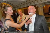 Opernball 2014 - das Fest - Staatsoper - Do 27.02.2014 - Situation um Schl�gerei Johannes B. KERNER, Begleiter, Ballgast102