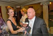 Opernball 2014 - das Fest - Staatsoper - Do 27.02.2014 - Situation um Schl�gerei Johannes B. KERNER, Begleiter, Ballgast103