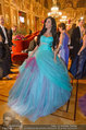Opernball 2014 - das Fest - Staatsoper - Do 27.02.2014 - Tara TABITHA mit Freundin Djana105
