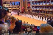 Opernball 2014 - das Fest - Staatsoper - Do 27.02.2014 - Er�ffnung11