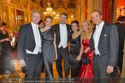 Opernball 2014 - das Fest - Staatsoper - Do 27.02.2014 - 111