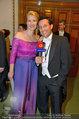 Opernball 2014 - das Fest - Staatsoper - Do 27.02.2014 - Claudia ST�CKL, Tom WALEK120