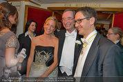 Opernball 2014 - das Fest - Staatsoper - Do 27.02.2014 - Alexa WESNER, Christoph LEITL122
