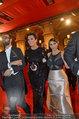 Opernball 2014 - das Fest - Staatsoper - Do 27.02.2014 - Kim KARDASHIAN, Kris JENNER am Heimweg132