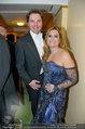 Opernball 2014 - das Fest - Staatsoper - Do 27.02.2014 - Thomas und Andrea BOCAN142