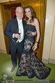 Opernball 2014 - das Fest - Staatsoper - Do 27.02.2014 - Wolfgang und Angelika ROSAM144