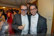 Opernball 2014 - das Fest - Staatsoper - Do 27.02.2014 - Martin GASTINGER, Niki BRANDST�TTER156