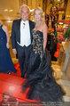 Opernball 2014 - das Fest - Staatsoper - Do 27.02.2014 - Marina SWAROVSKI-GIORI-LHOTA, Adalbert LHOTA159