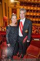 Opernball 2014 - das Fest - Staatsoper - Do 27.02.2014 - Heinz und Margit FISCHER175