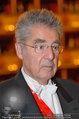 Opernball 2014 - das Fest - Staatsoper - Do 27.02.2014 - Heinz FISCHER (Portrait)176
