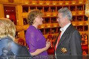 Opernball 2014 - das Fest - Staatsoper - Do 27.02.2014 - Heinz FISCHER180