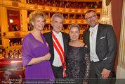 Opernball 2014 - das Fest - Staatsoper - Do 27.02.2014 - Heinz FISCHER182