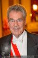 Opernball 2014 - das Fest - Staatsoper - Do 27.02.2014 - Heinz FISCHER (Portrait)185