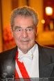 Opernball 2014 - das Fest - Staatsoper - Do 27.02.2014 - Heinz FISCHER (Portrait)186