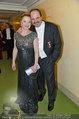 Opernball 2014 - das Fest - Staatsoper - Do 27.02.2014 -  Johann LAFER mit Ehefrau Silvia213