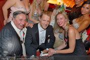 Opernball 2014 - das Fest - Staatsoper - Do 27.02.2014 - Oliver POCHER, Richard LUGNER22