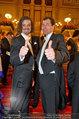 Opernball 2014 - das Fest - Staatsoper - Do 27.02.2014 - Eddy FRANZEN, Richard FR�NZL228