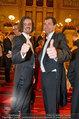 Opernball 2014 - das Fest - Staatsoper - Do 27.02.2014 - Eddy FRANZEN, Richard FR�NZL229