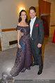 Opernball 2014 - das Fest - Staatsoper - Do 27.02.2014 - Anelia PESCHEV, Daniel SERAFIN233