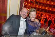 Opernball 2014 - das Fest - Staatsoper - Do 27.02.2014 - Gery KESZLER, Desi TREICHL-ST�RGKH239