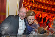 Opernball 2014 - das Fest - Staatsoper - Do 27.02.2014 - Gery KESZLER, Desi TREICHL-ST�RGKH240