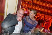 Opernball 2014 - das Fest - Staatsoper - Do 27.02.2014 - Gery KESZLER, Desi TREICHL-ST�RGKH241