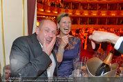 Opernball 2014 - das Fest - Staatsoper - Do 27.02.2014 - Gery KESZLER, Desi TREICHL-ST�RGKH242