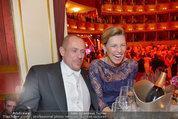 Opernball 2014 - das Fest - Staatsoper - Do 27.02.2014 - Gery KESZLER, Desi TREICHL-ST�RGKH243