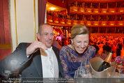 Opernball 2014 - das Fest - Staatsoper - Do 27.02.2014 - Gery KESZLER, Desi TREICHL-ST�RGKH244