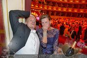 Opernball 2014 - das Fest - Staatsoper - Do 27.02.2014 - Gery KESZLER, Desi TREICHL-ST�RGKH245
