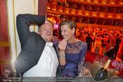 Opernball 2014 - das Fest - Staatsoper - Do 27.02.2014 - Gery KESZLER, Desi TREICHL-ST�RGKH246