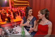 Opernball 2014 - das Fest - Staatsoper - Do 27.02.2014 - 258