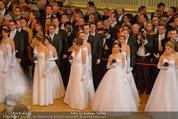 Opernball 2014 - das Fest - Staatsoper - Do 27.02.2014 - 27