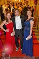 Opernball 2014 - das Fest - Staatsoper - Do 27.02.2014 - Hubertus HOHENLOHE274