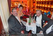 Opernball 2014 - das Fest - Staatsoper - Do 27.02.2014 - Richard LUGNER282