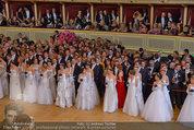 Opernball 2014 - das Fest - Staatsoper - Do 27.02.2014 - Er�ffnung32