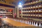 Opernball 2014 - das Fest - Staatsoper - Do 27.02.2014 - Er�ffnung34